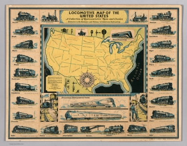 Browse All : Separate Map - David Rumsey Historical Map Collection