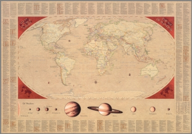 Atlas of true names. The age of mankind