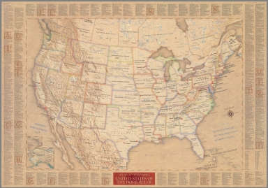 Atlas of true names : United States of the home ruler