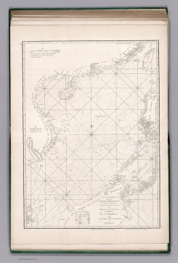 A Chart of the China Sea