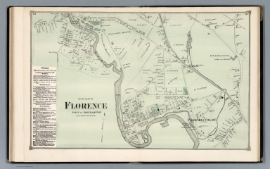 South part of Florence : Town of Northampton