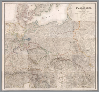 Composite Map: Allemagne No. 1-20