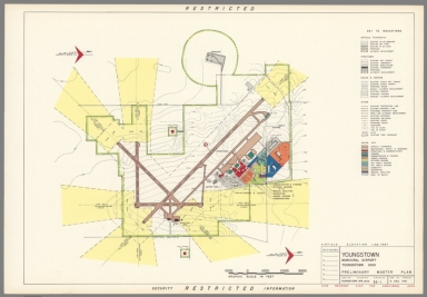 Youngstown Municipal Airport: Youngstown Ohio : Preliminary master plan