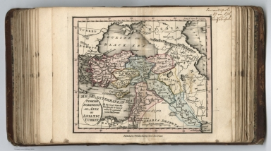 Turkish Dominions in Asia or Asiatic Turkey