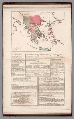 Grecia Antiqua, with its provinces &c. No. 14
