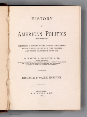 Title: History of American Politi.cs (Non-Partisan)