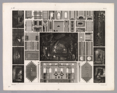 View: Plate 24. Mining Technology.