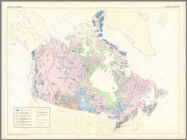 (15) Glacial geology.