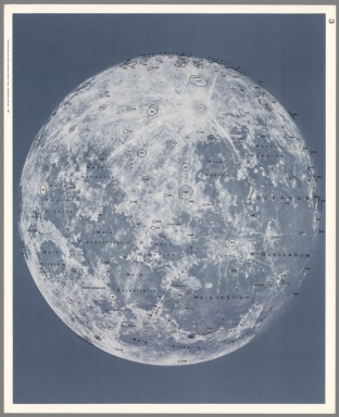 3 (Chart of the moon).