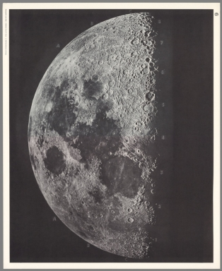 6 (Photograph of the moon).