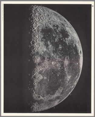 8 (Photograph of the moon).