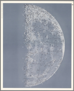 9 (Chart of the moon).