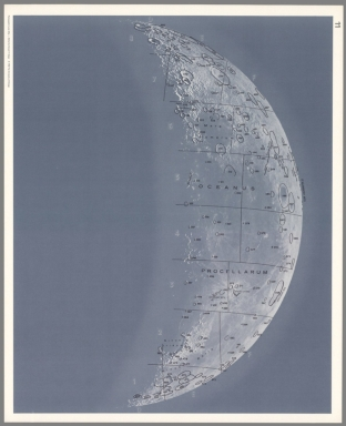 11 (Chart of the moon).