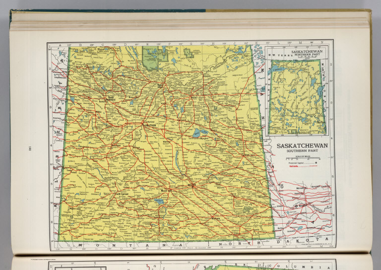 Saskatchewan david rumsey historical map collection gumiabroncs