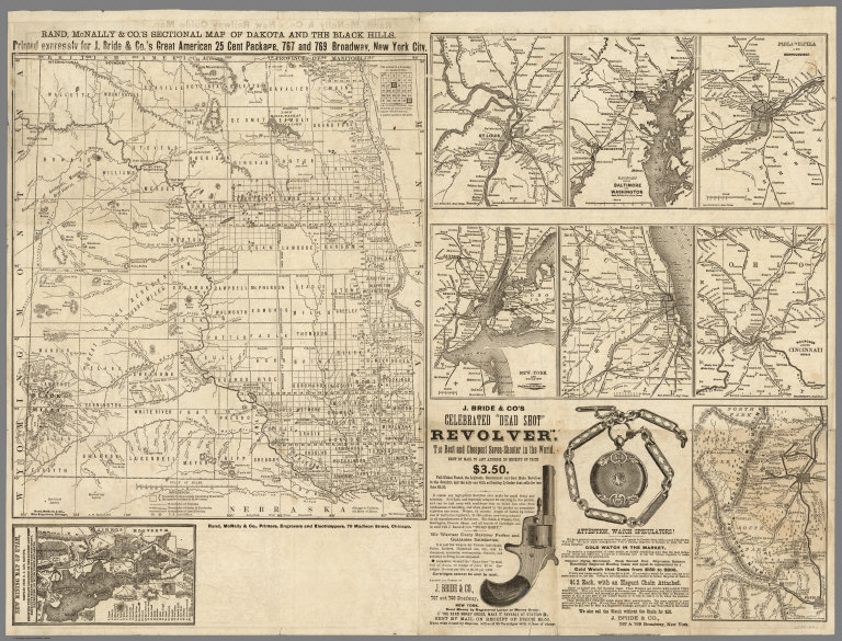 David Rumsey Historical Map Collection All Categories - Triangulating earthquakes blank us map