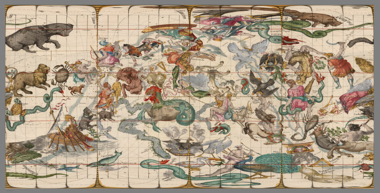 David Rumsey Historical Map Collection  Featured Maps
