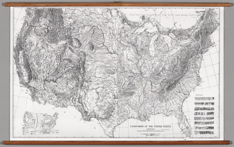 A Map With Names Of The Us With Blank Landforms Globalinterco - Bortle map us