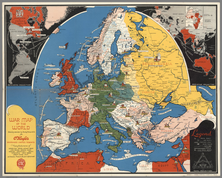 david rumsey historical map collection over 2 000 pictorial maps in online collection