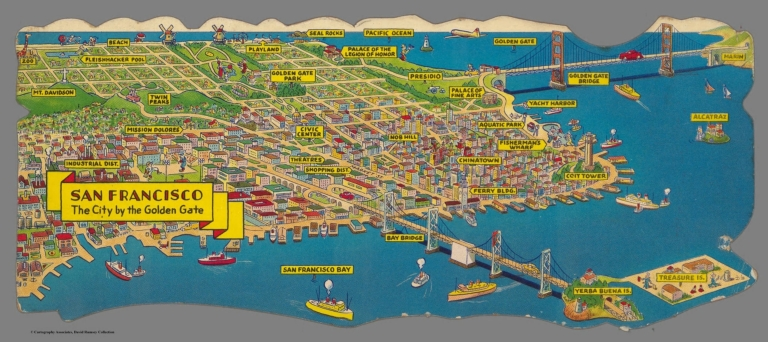 San Francisco : the City by the Golden Gate