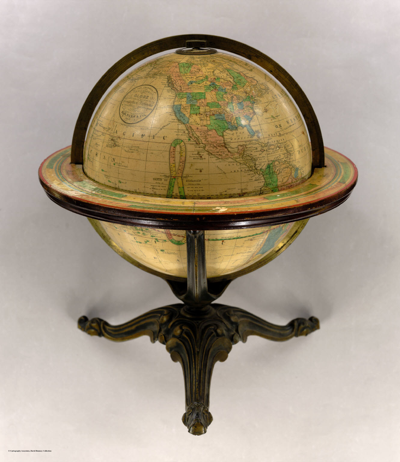 Dating terrestrial globes