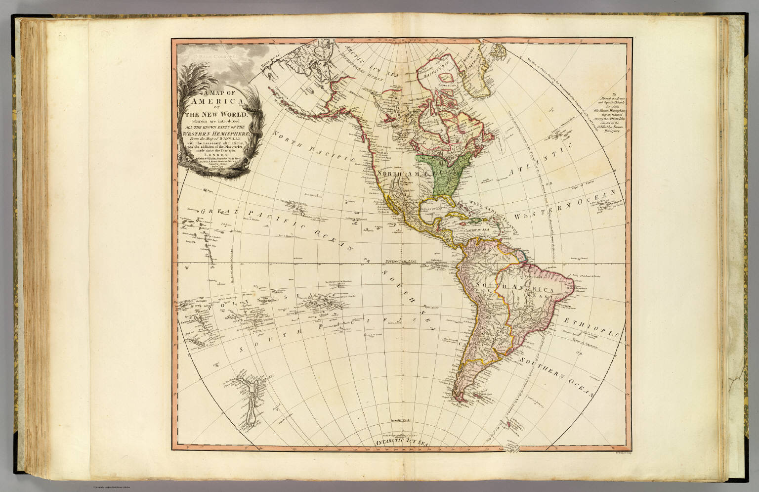 America  David Rumsey Historical Map Collection
