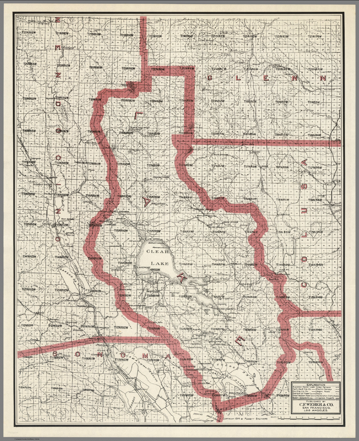 Popular 163 List Map Of Lake County